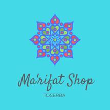 Logo Ma'rifat Shop