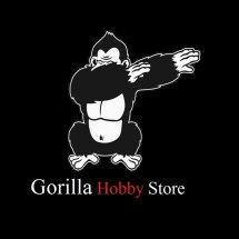Logo Gorilla Hobby store