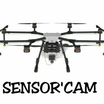 Logo sensor kamera