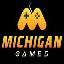 MICHIGAN-GAMES Logo