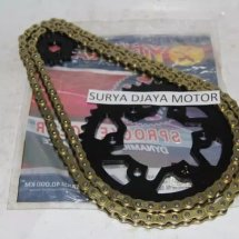 Logo surya djaya motor
