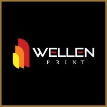 WELLEN PRINT Logo