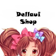 Logo Dellaui Shop