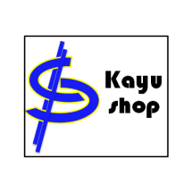 Logo kayu shop