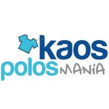 Logo KAOS POLOS MANIA