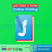Logo Just Print It Store