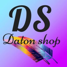 Daton shop Logo