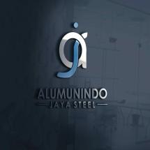 Logo CV Alumunindo Jaya steel