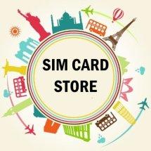 Sim Card Store Logo