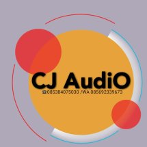 CJ_AUDIO Logo