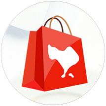 Logo Toko Oleh-Oleh Khas Bali