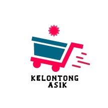 Kelontong Asik Logo