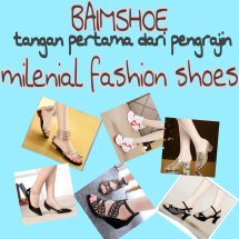 Logo baim shoes