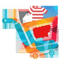Logo Riska Maulidina Store