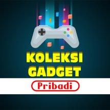 Logo koleksi gadget pribadi