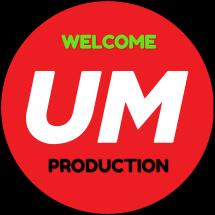 Logo UM PRODUCTION