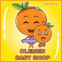 Logo CLEMEN BABY SHOP