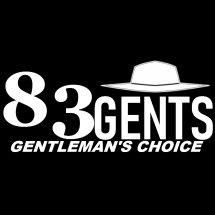 Logo 83gents