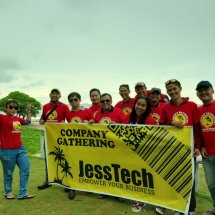 Logo jesstech barcode bandung