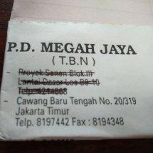 Logo PD. MEGAH JAYA CAWANG