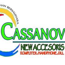CASSANOVA COMPUTER HMD Logo