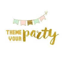 Logo Theme Your Party