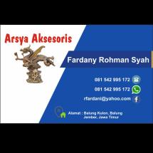 ARSYA AKSESORIS Logo