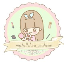 Logo Michellelora_makeup