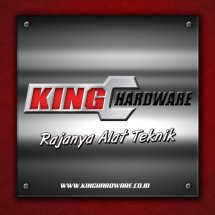 KING HARDWARE Logo