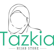 Tazkia Hijab Store Logo