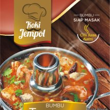 Koki Jempol Logo