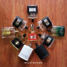 Milkyround Parfum Logo