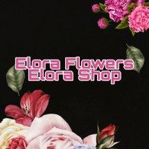 Logo ELORA FLOWERS