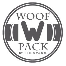 Logo Woof Pack Official Store