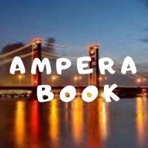 Ampera Book Logo