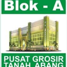 Logo toko grosir barokah