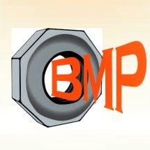 Logo Baut Megah Perkasa