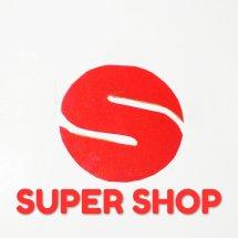SUPER SH0P Logo
