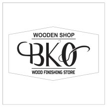 BKO Wooden shop Logo