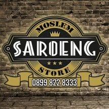 Logo Saroeng Store