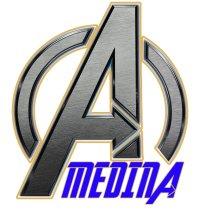 AMEDINA Logo