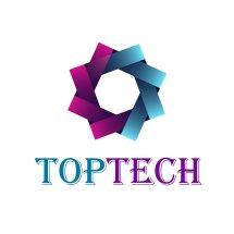Top Tech Logo