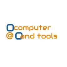 Logo computer and tools