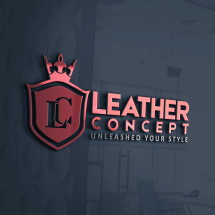 Leather Concept Logo