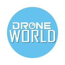 Logo DRONE WORLD