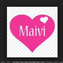 Maivi shop Logo