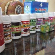 Obat Tradisional Herbal Logo