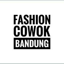 Logo fashion cowok bandung