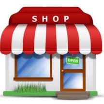 Cokorda Mira shop Logo