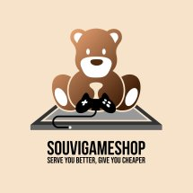 Logo souvigameshop